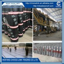 roof material SBS modified bituminous waterproof roll