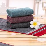 Wholesale 100% cotton 34x76cm super water absorption custom face towel