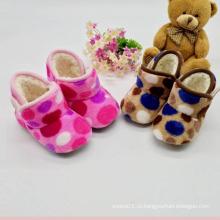 0-12 месяцев Девочка Детская обувь Детская обувь Зимняя Детские сапоги (kx715 10)