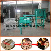 Piston Type Wood Sawdust Briquette Machine