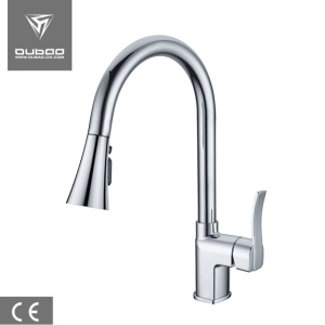 Estrarre i beccucci Kitchen Sink Faucets