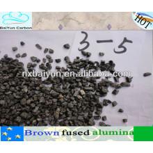 мин 95% Браун плавленого глинозема песка для тугоплавких