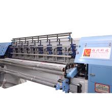 Machine à piquer multi-aiguille de navette de point de serrure de Icnches de la vitesse 128 de Yuxing pour des couettes