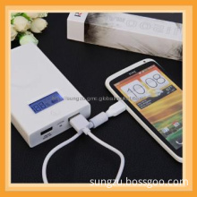 New product with dual usb portable emergency power bank charger