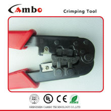 Made In China Lowest Price Easy Handling RJ45 & RJ11 cat5 cable crimper