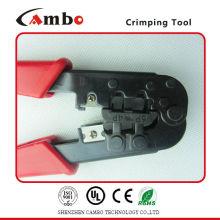 Bom preço Preço mais baixo Fácil Manuseio RJ45 & RJ11 ferramenta de crimpagem gato 6