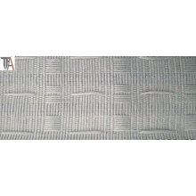 Bande de rideau en polyester large 6,3 cm