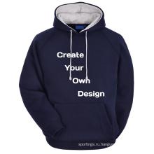 оптом пуловер с капюшоном