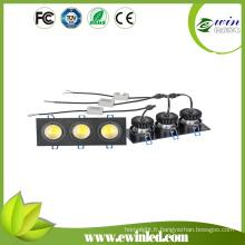 COB LED de rendement élevé 1350-1500lm vers le bas