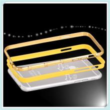 Metal Bumper Case for iPhone6, Metal Aluminum Bumper Case Cover for iPhone 6, Thin Metal Bumper Frame Case