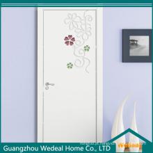 Portas coloridas da laca de madeira composta moderna para projetos