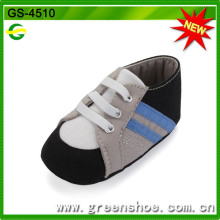 China Comfortable Soft Baby Crib Shoes (GS-4510)