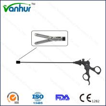 5-миллиметровые лапароскопические инструменты, захватывающие щипцы / пластинчатые / аутравматические