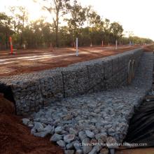 Seasonal Discount China Manufacturer Gabion Retaining Wall (GRW)