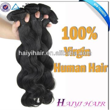 Meilleure vente en gros pleine cuticule vierge 100 brésilienne cheveux humains Dropshipping