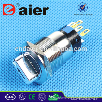 waterproof selector switch