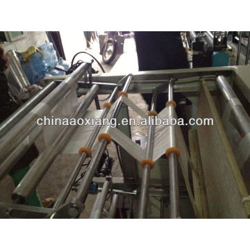 Computer control rolling T-shirt & flat bag making machine pp woven bag making machine