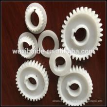 OEM CNC Bearbeitung Präzisionsdrehen ABS Kunststoffteile Toleranz +/- 0,005mm