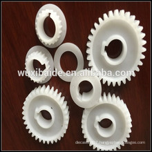 OEM CNC Machining precision turning ABS plastics parts Tolerance +/-0.005mm