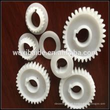 OEM CNC Usinagem precisão girando ABS plásticos peças Tolerância +/- 0.005mm