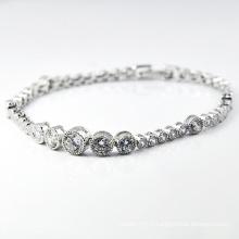 Bracelet en bijoux en argent 925 en vrac de nouveaux styles (K-1773. JPG)