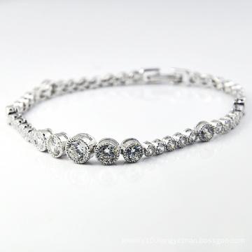 New Styles 925 Silver Fashion Jewelry Bracelet (K-1773. JPG)