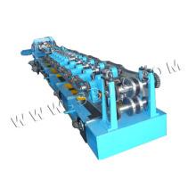 Máquina formadora de rolos intercambiáveis para perfis C&Z