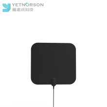 Good Performance Flat Amplifier TV Antenna