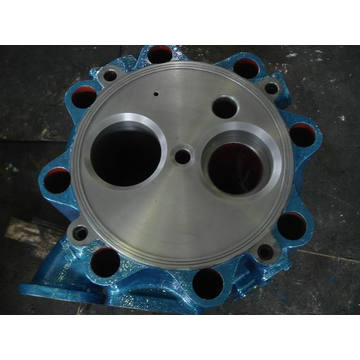 Best Price for for Diesel Cylinder Head Mitsubishi Diesel Spare Parts export to Bermuda Suppliers