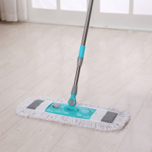 China Suppliers Detachable Microfiber Floor Cleaning Mop