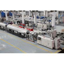 Ligne d'extrusion de tuyau de PE Soild pour l'approvisionnement en eau et en gaz (315mm-630mm)
