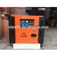 Super Silent !!Low Noise 100% Copper 7.5KVA Diesel Generator