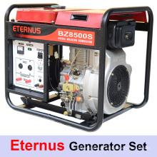 Venta caliente Generador de camping diesel (BZ10000S)