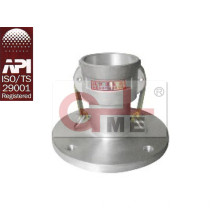Quick Change Coupler Round Tube Joint Flange (DN25/40/50/65/80/100)