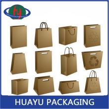 Brown Paper Bag Shopping Kraft Paper Bag