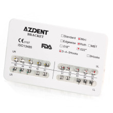 Best Selling Dental Mini Roth Bracket with Ce Approved