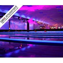 Equipo de Bowling Proyecto Llave en Mano con Instalación Nuevo o Restaurado Pinsetter Disponible