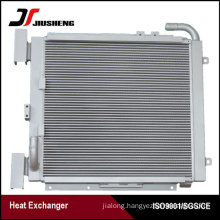 China Aluminum Heat Exchanger Equipment For PC200-6