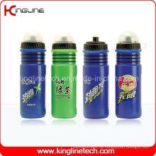 Plastik Sport Wasserflasche, Kunststoff Sport Flasche, 750ml Sport Flasche (KL-6715)