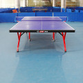 Anti-skidding pvc kalis air tabletennis flooring