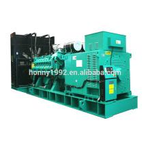 50Hz 1500kW Googol haute tension générateur diesel 3kV-11kV