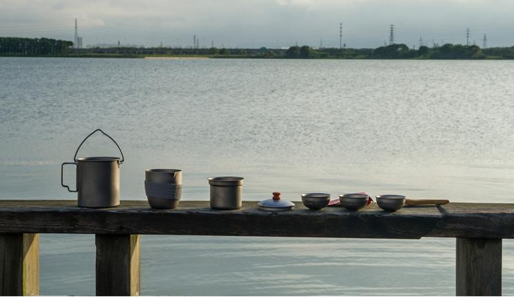Antibacterial Tea Set
