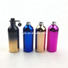 30ml 50ml 100ml perfume sample aluminium bottle spray