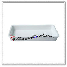 C220 1/1 Food Pan / GN Pan de la porcelana