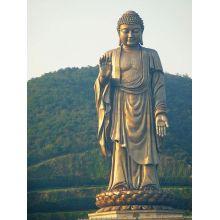 Life Size Large Bronze Buddha Statue
