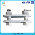 Power Line Hardware Parallel Clevis for Overhead Line