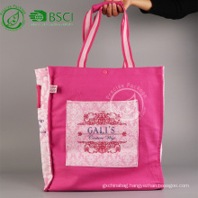 Reusable promotional tote bag cotton tote bag