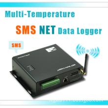 multi-temperature SMS NET Data Logger