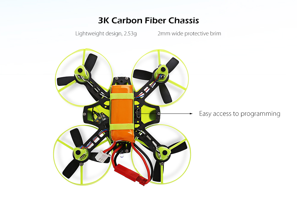 Mini Race Quadcopter