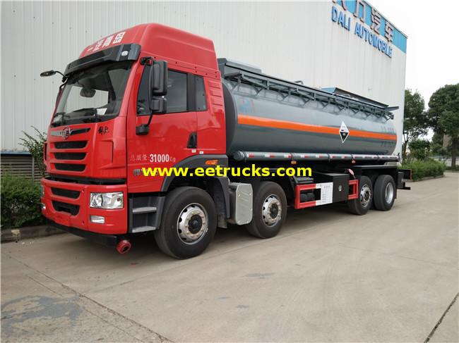 18000L Hydrochloric Acid Transport Vehicles